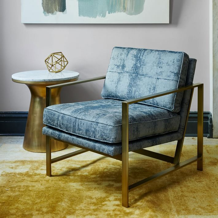366 best images about modernist on pinterest house tours - Upholstered living room chairs sale ...