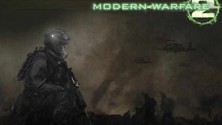 Best Games Wallpaper: Call Of Duty Modern Warfare 2 761347 Games