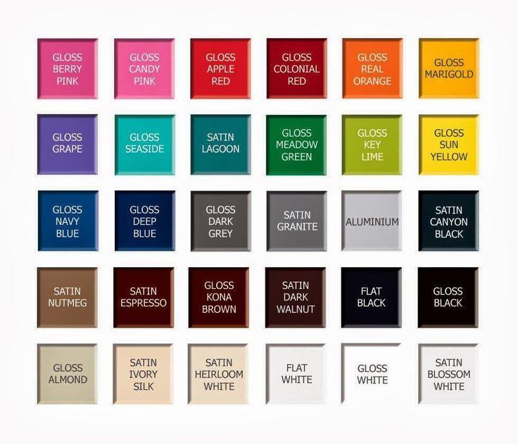 8 Best Rust Oleum Colors Images On Pinterest Color