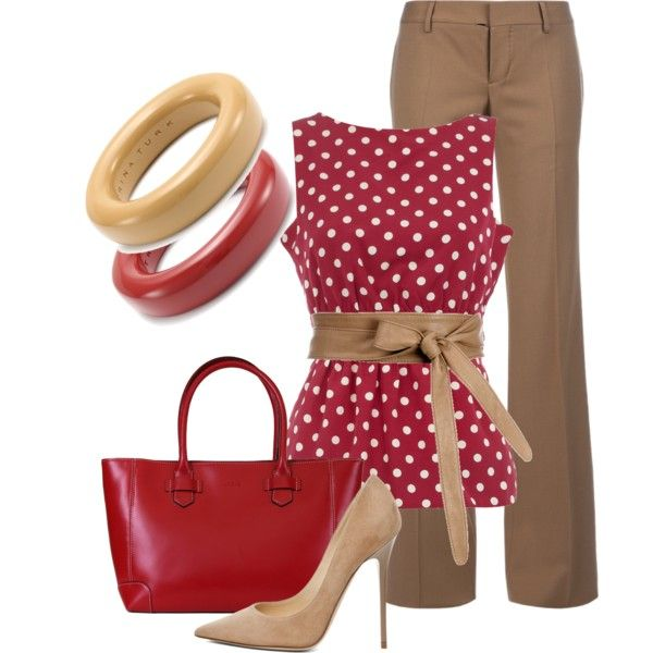 A fashion look from August 2012 featuring Dorothy Perkins blouses, Dsquared2 pants und Jimmy Choo pumps. Browse and shop related looks.