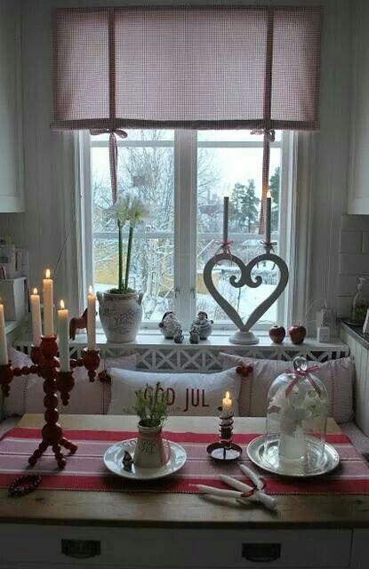 Swedish Decor Christmas Around The World Pinterest