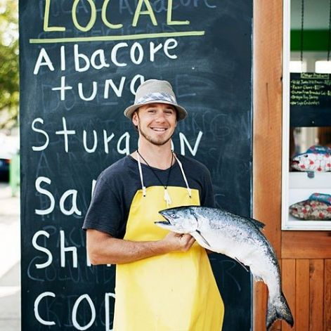 13 best who caught my seafood images on pinterest sea for Fishing store portland