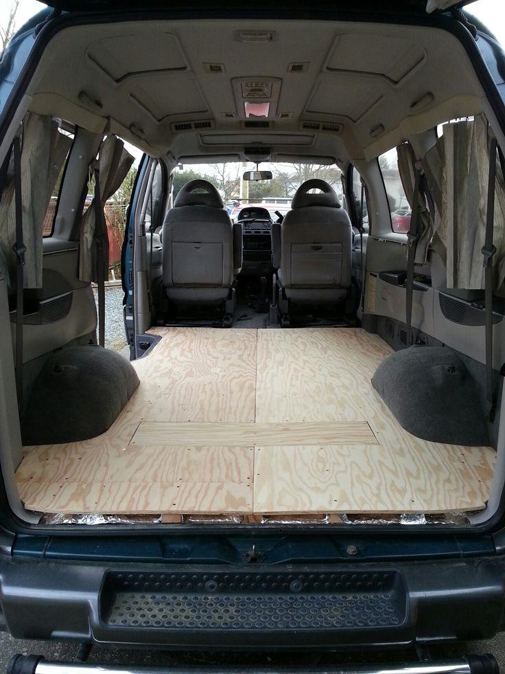 44 Best 95 Mitsubishi Delica Camper Conversion Images On