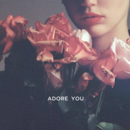 Miley Cyrus reveals Adore You cover art