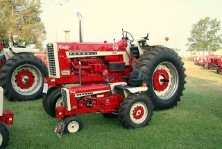 The Little Tractor Co - Custom Half Scale Tractors...made in Michigan