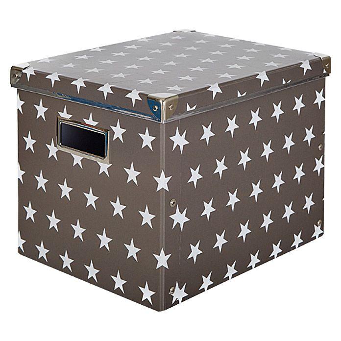 Aufbewahrungsbox Emilia (28 x 27 x 36 cm) // Bauhaus