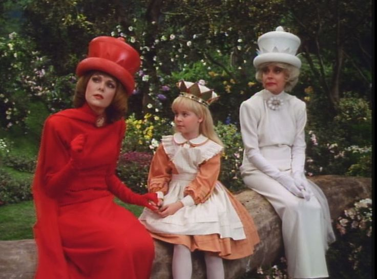 The 1985 Alice In Wonderland Miniseries Is The Only -9526
