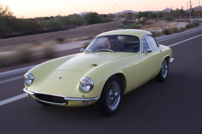 Driving Impression: 1960 Lotus Elite