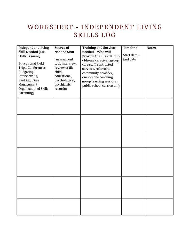 Printables Parenting Skills Worksheets parenting skills worksheets davezan davezan
