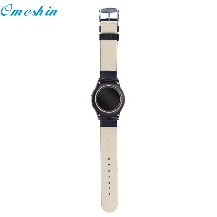 >> Click to Buy << OMESHIN Factory Price Genuine Leather Watch Band Strap For Samsung Galaxy Gear S2 Classic R732 Drop Shipping Free Shipping #Affiliate
