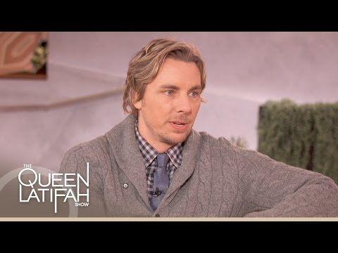 Dax Shepard Talks Winning Over Kristen Bell on The Queen Latifah Show - YouTube