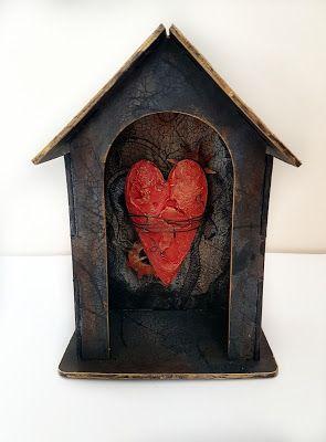 Tando Creative: Same But Different - Bound Heart Shrine