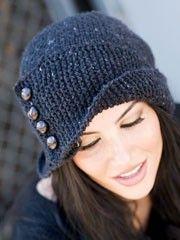 hat...crochet or knit?