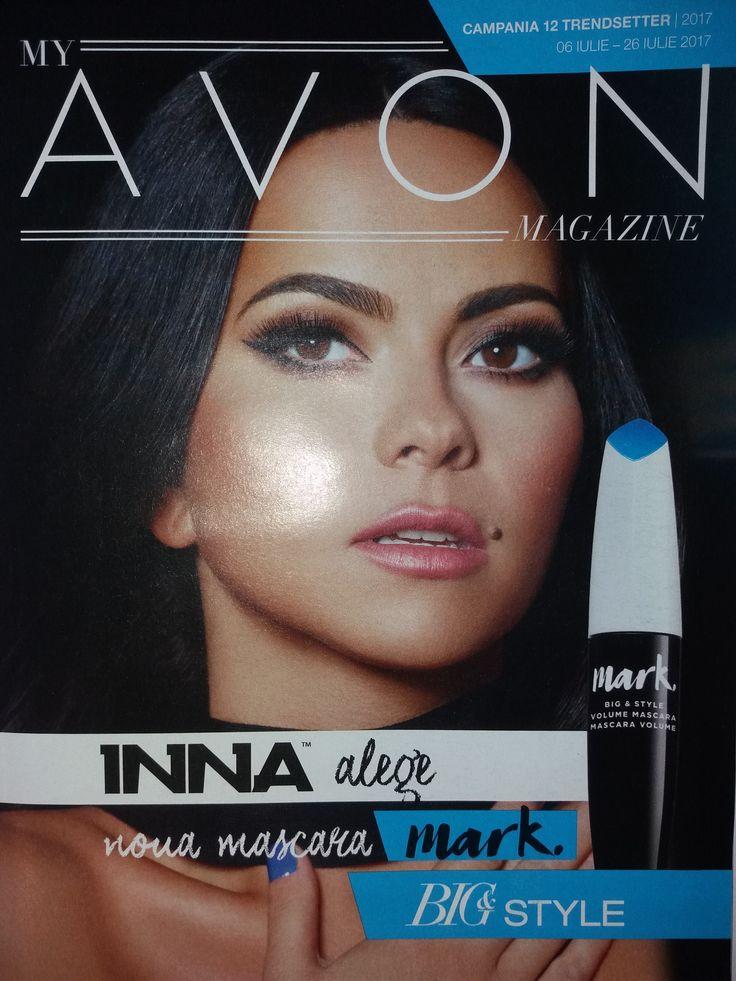 Catalog My Avon Magazine Campania 12 2017! Oferte si recomandari: - comanda oricare 3 mascare din colectia Gig& iar una sa fie mascara Big&Style