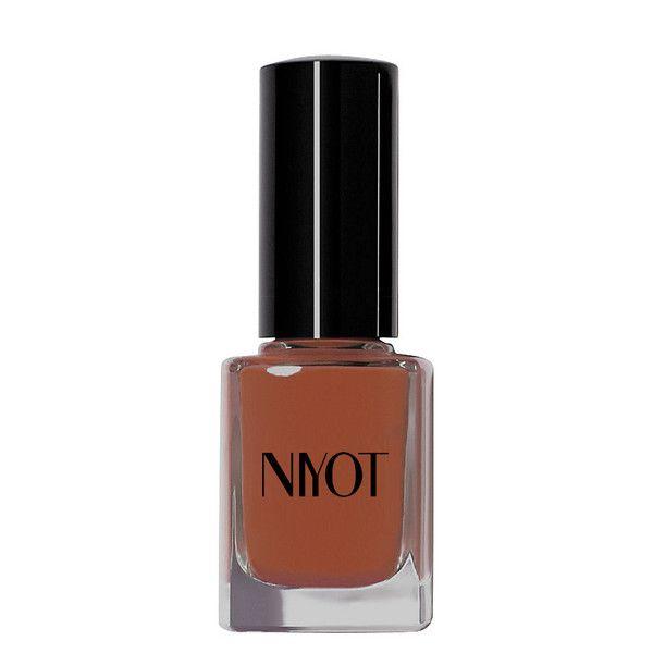 Mocha Nail Polish - Niyot Beauty #bbloggers #mua #nails #nailpolish #nailvarnish #varnish #polish #brown #mocha #chocolate #terracota #niyot #niyotbeauty #nailart