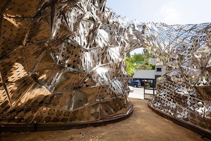 Building with Textiles - bijzondere expositie in @textielmuseum Tilburg #museumtip