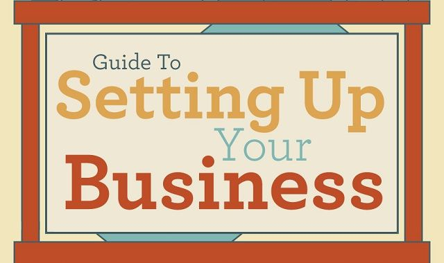 Guide To Setting Up Your Business #infographic