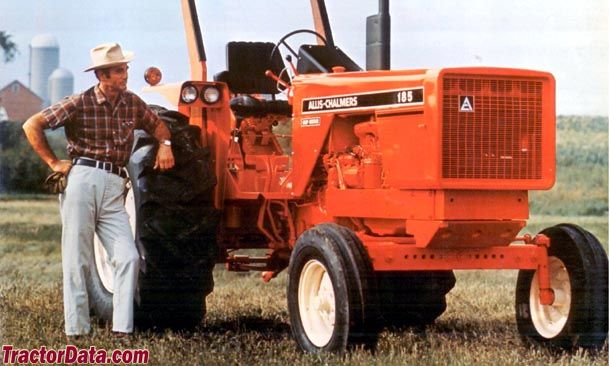 43 Best Images About Allis Chalmers On Pinterest