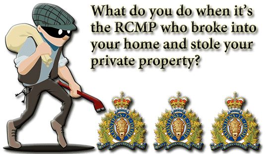 RCMP-Thieves-Steal-Guns-From-High-River-Flood-Victims