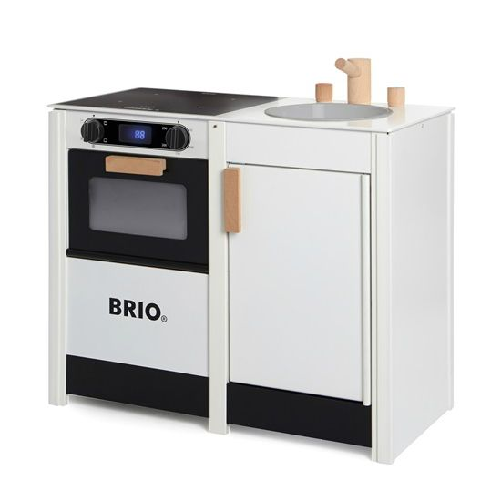 BRIO Miniatyrkök Vit