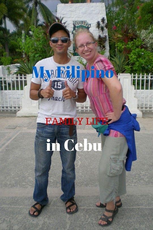 MY FILIPINO FAMILY LIFE IN CEBU, PHILIPPINES - BoogiePlanet