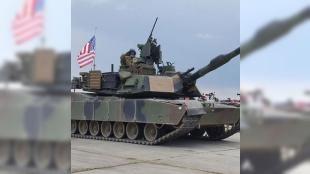 ABD ordusu yandaşları artıyor: Polonyanın başkenti Varşovada bir araya gelen Polonya Almanya Macaristan Çekya ve Slovakya başbakanları ortak mesaj verdi