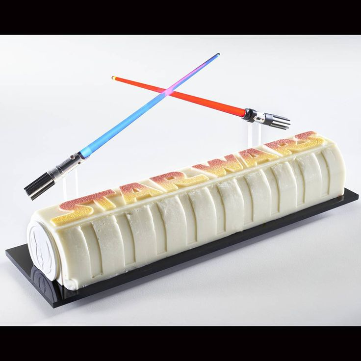 With the release of the new Star Wars movie I thought I would share this Danish frozen dessert from 2015 Pastry World Cup. #pastryworldcup #danish #dessert #denmark #star wars #chefkevinashton #starwars #lyon #france #starwarsfood