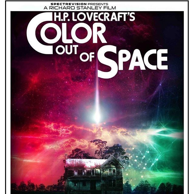 Spectrevision On Twitter Color Out Of Space Space Movies Nicolas Cage