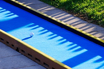 Mini Golf at Le Meridien Limassol Spa & Resort
