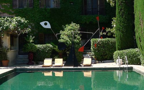 The pool at la colombe d 39 or the globe pinterest for France pools