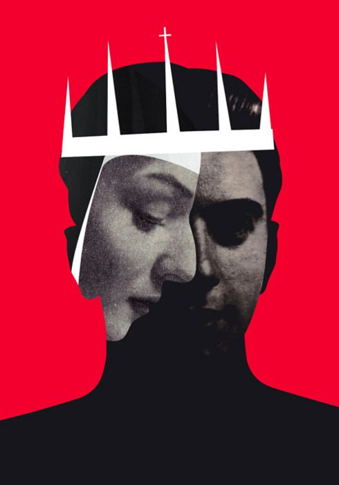 collage: Design Inspiration, Collage Art, Shakespeare Company, Royals Shakespeare, Theater Posters, Graphics Designart, Emmanuel Polanco, Collage Shakespeare, The Royals