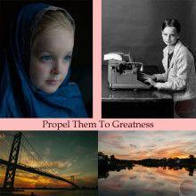 Propel Them to Greatness | Indiegogo