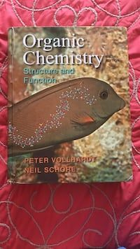 Organic Chemistry Textbook in Torrance - letgo