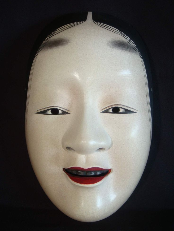 34 best Noh masks images on Pinterest | Tea bowls, Tea ...
