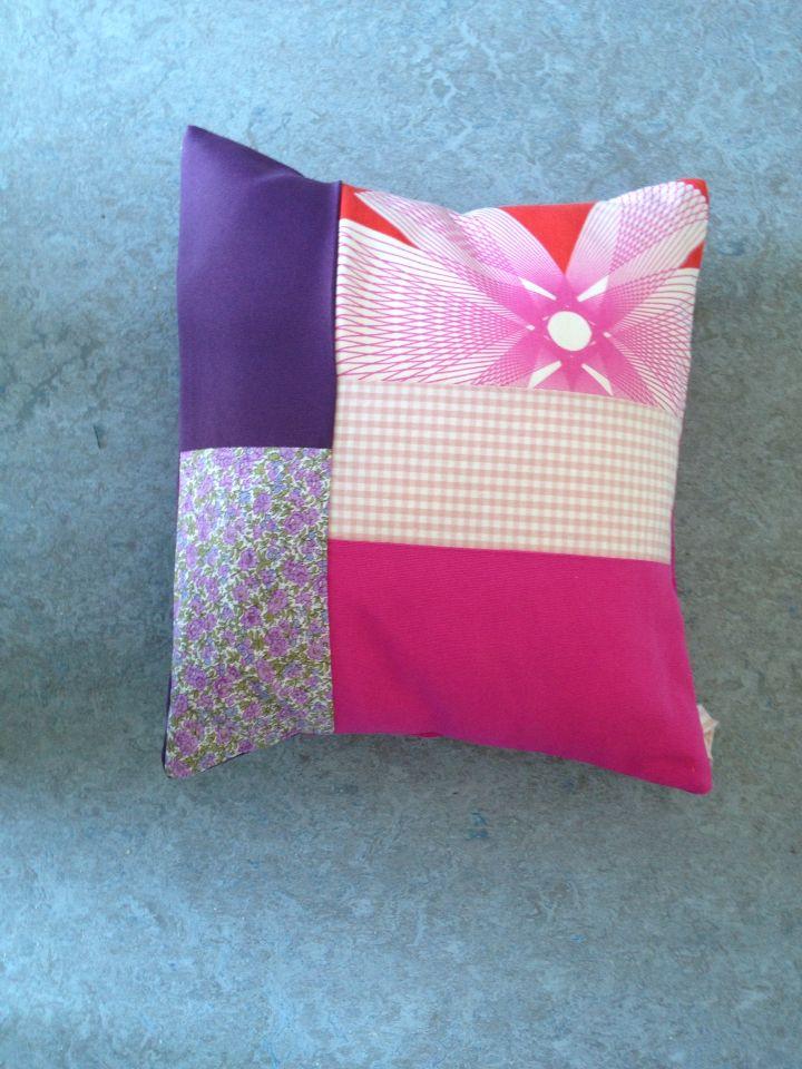 2. pink og lilla