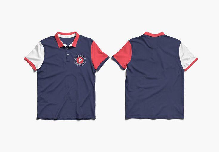 Polo Shirt Psd Mockup Polo Shirt Design Clothing Mockup Shirts