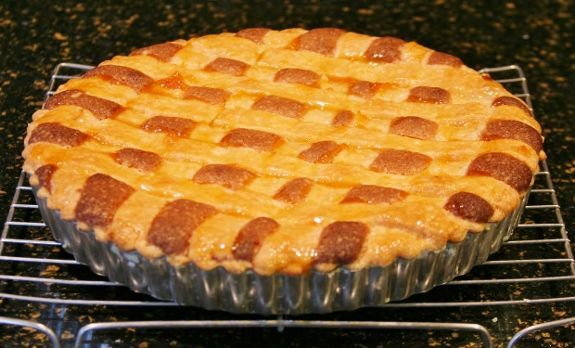 Dutch Almond Tart | Fran's Favs