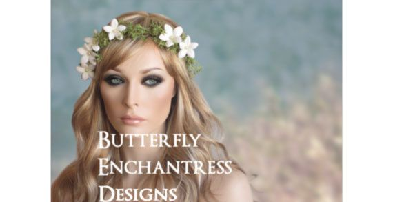 Bohemian Floral Bridal Halo Wedding Flower by ButterflyEnchantress, $89.99