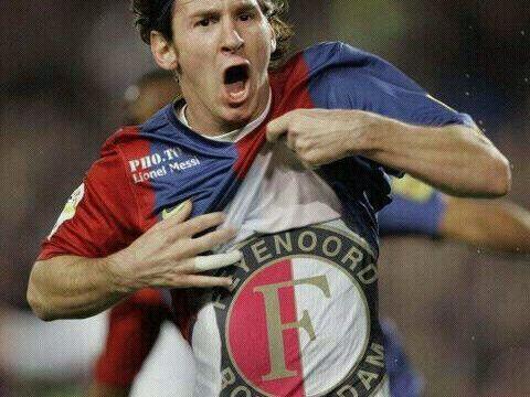 Wie herkent deze Feyenoord fan?