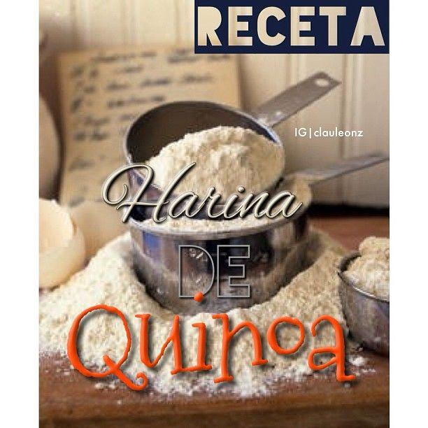 .@Claudia Park Park León | Harina de Quinoa: La quinua, un grano con un fuerte sabor graso, ha obtenido... | Webstagram - the best Instagram viewer