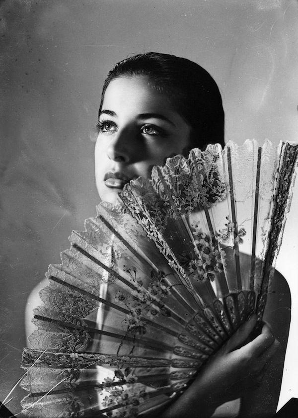 Mostre imperdibili. Quando i divi erano in bianco e nero. Le foto di Manlio Villoresi, a Roma Franca Faldini 1950 - 1955 – DaringToDo.com
