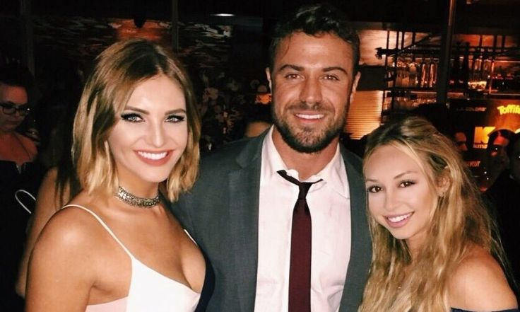 Bachelor in Paradise 2017 Cast: Corrine Olympios, Chad Johnson Discuss Dating Possibility, 'We'll See'