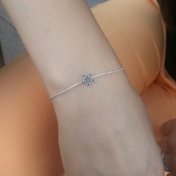Check out this item in my Etsy shop https://www.etsy.com/listing/245899297/star-bracelet-mini-star-bracelet-silver