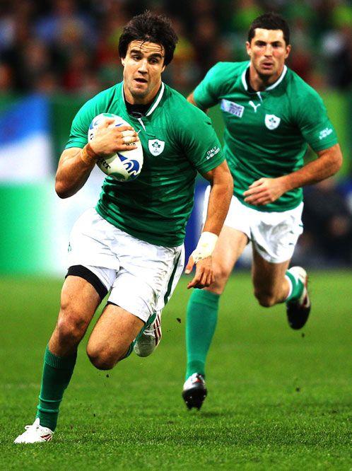 Conor Murray - Six Nations 2014: Brian Moore's fantasy XV