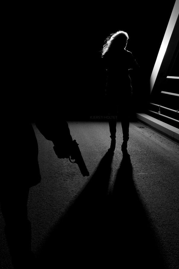 Film noir in Showcase of Film Noir Photography