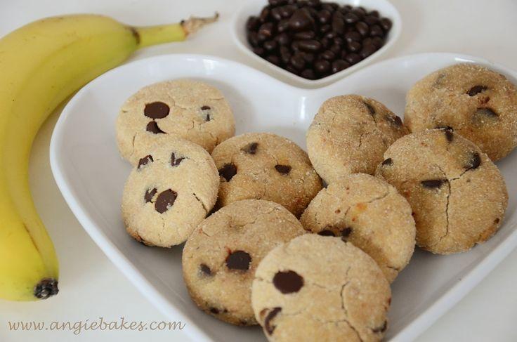 Angie pečie: Banánové cookies z kokosovej múky - KAMzaKRÁSOU.sk