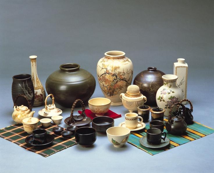 鹿児島県_薩摩焼  Satsuma ware,Kagoshima