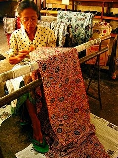 Art Batik Indonesia