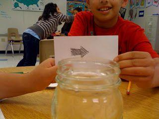 Reflection & Refraction Activities