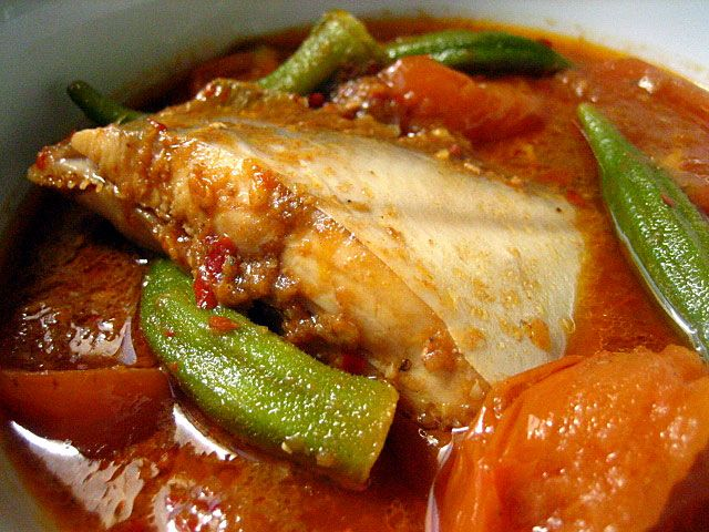 Assam Pedas Fish Recipe | Easy Delicious Recipes at RasaMalaysia.com